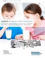 Front cover Hygienic